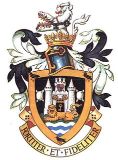 Guildford Town Coat of Arms